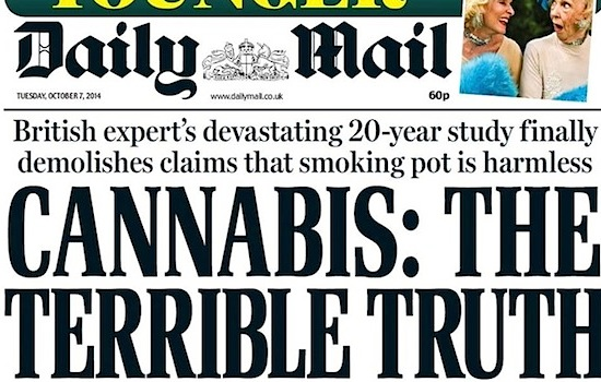 Gally Mail: Daily Mail Headlines That Are Influencing U.K Opinion On