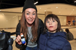 Billy and Charlotte Cadwell cannabis oil
