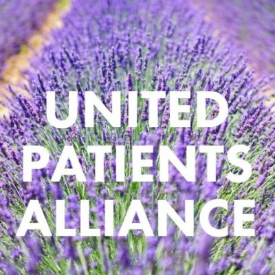 Logo for United Patients Alliance