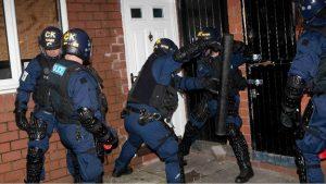 Police raid, trauma for cannabis patients