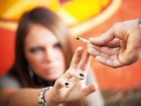 teenagers smoking cannabis