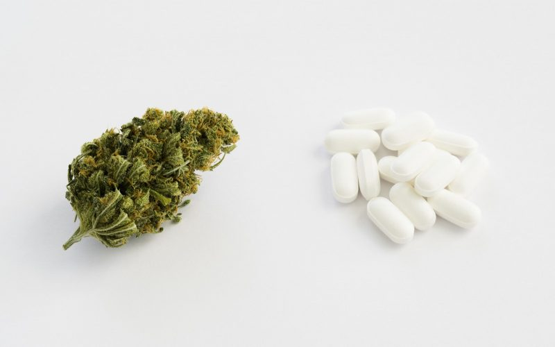 medical marijuana or prescription drugs
