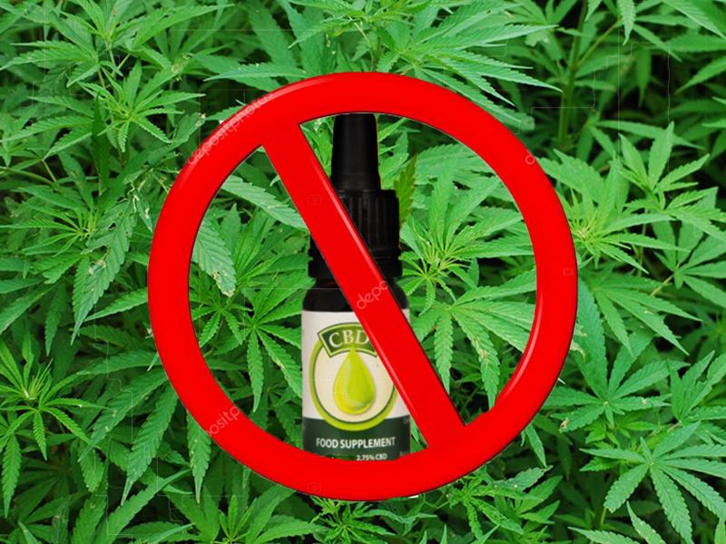 Cannabis oil, not CBD