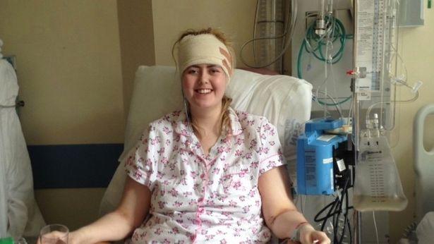 cancer patients smiles