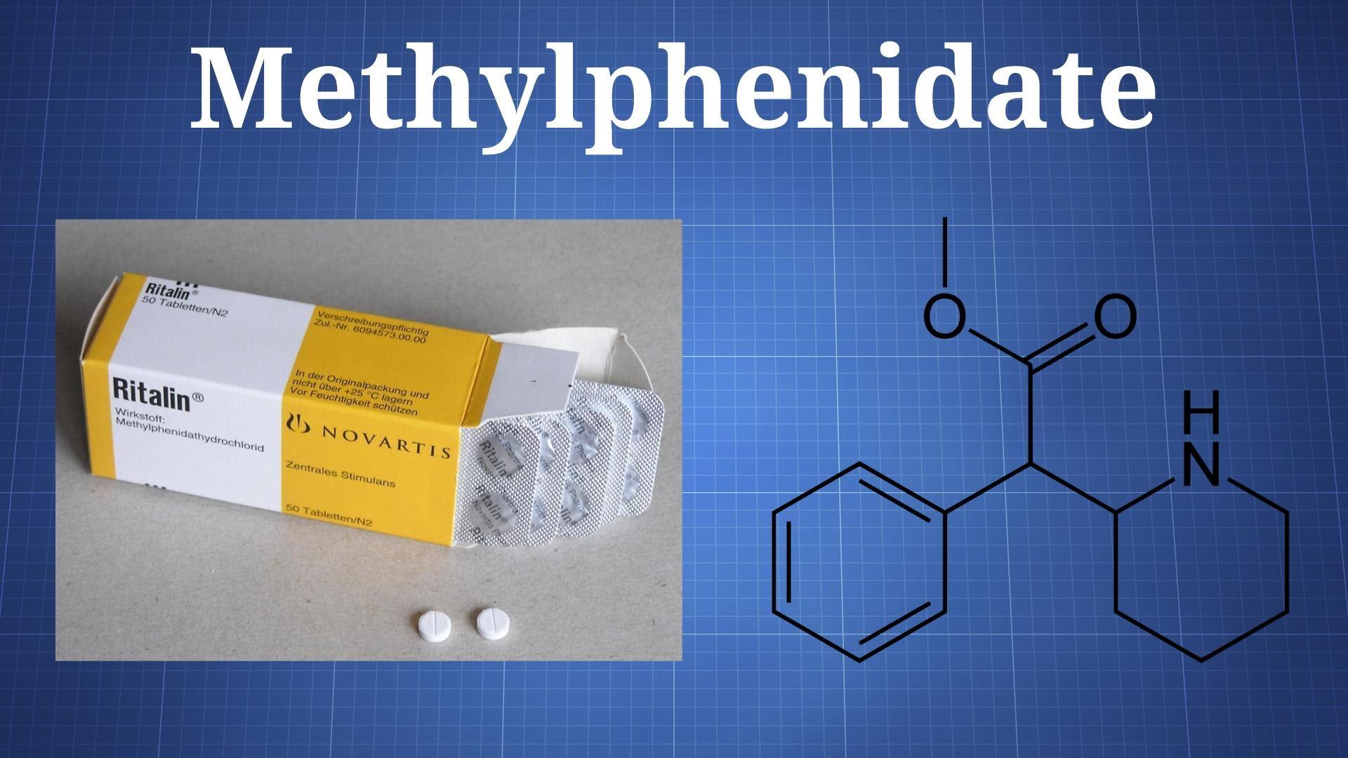 ADHD medication chemical symbol