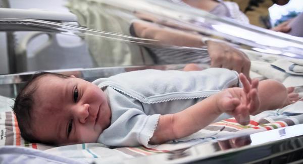 infant hospital incubator