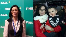 Yvonne Cahalane cannabis mother, Fine Gael party