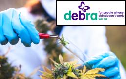 medical trial by DEBRA for Epidermolysis Bullosa