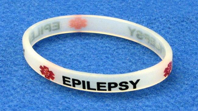 Epilepsy child band