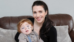 mother and epileptic child medical cannabis