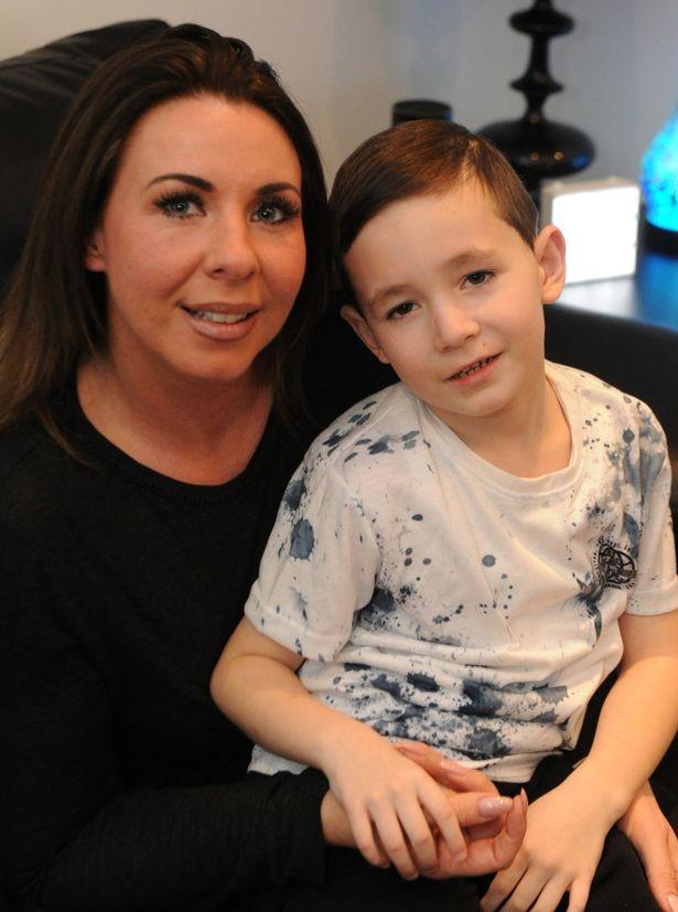 Cannabis epilepsy child and mother UK
