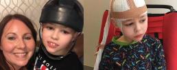 Young Boy with epilepsy needs medical marijuana